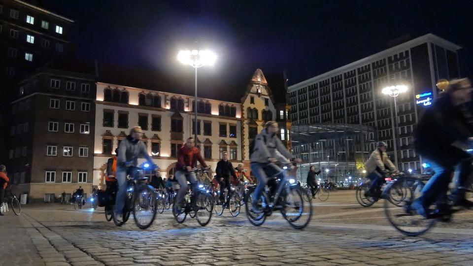 Critical Mass Dortmund